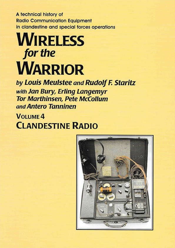 Wireless for the Warrior Vol. 4