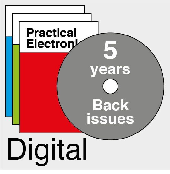 Five Year DVD/CDROMS