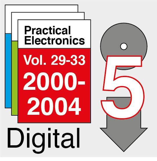 PE 5-year digital bundle 2000-2004