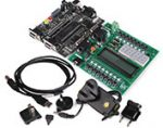 PICmicro Multiprogrammer Board and Development Board